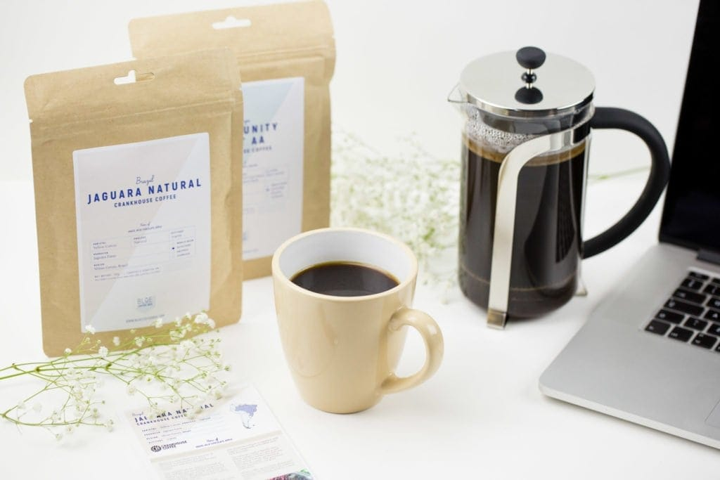 Blue Coffee Box giveaway