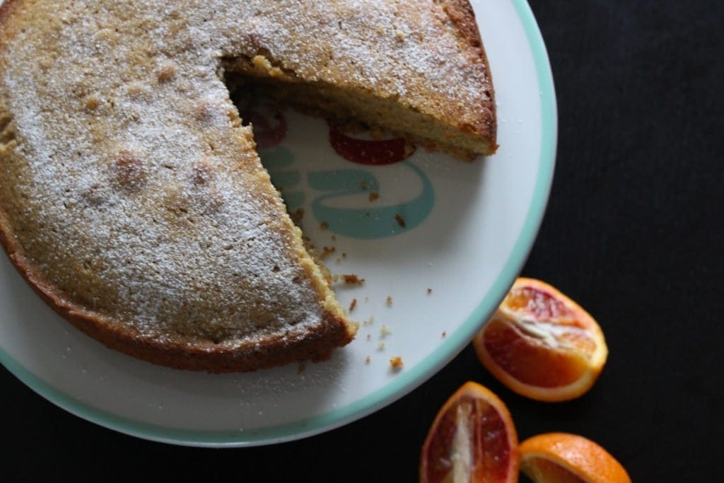 Simple yet delicious and moist gluten-free whole orange cake made with the Free From Fairys wholegrain gluten-free self raising flour blend
