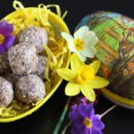Bliss Balls: The Hot Cross Bun Version