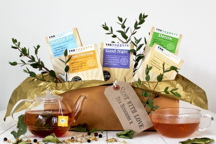 Introducing: Tea Huggers & A Herbal Tea Give Away