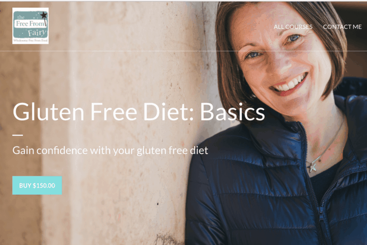 New to the gluten free diet? Join my online programme now to learn everything you need to know and get the support you deserve.