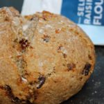 Gluten free soda bread made with the Free From Fairy gluten free flour blend