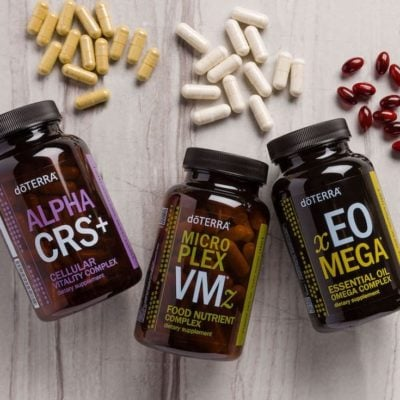 doTerra Lifelong Vitality Supplements & Eczema Update