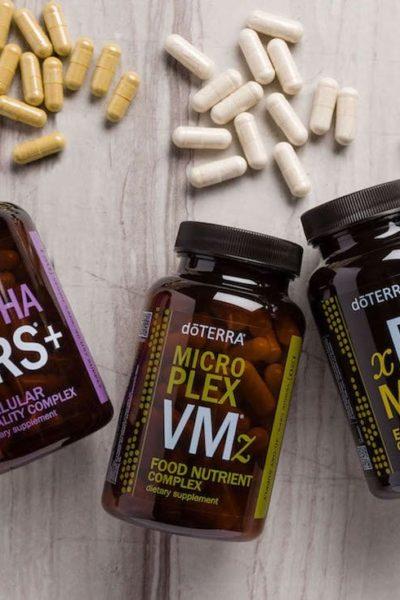 doTerra Lifelong Vitality nutrient supplements