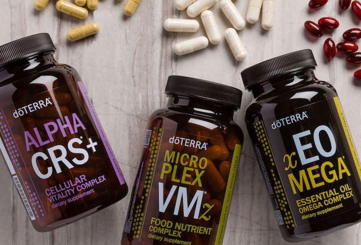 doTerra Lifelong Vitality Supplements & Eczema Update
