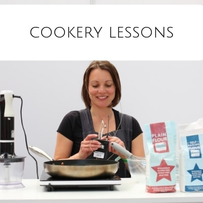Cookery lessons with the Free From Fairy