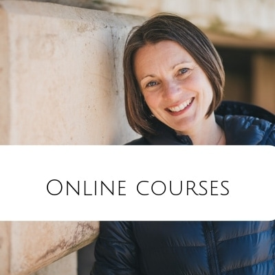 Online courses with the Free From Fairy