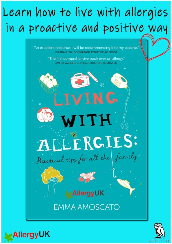 A new and comprehensive book about allergies