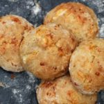 gluten free cheese bread rolls made with the Free From Fairy's wholegrain gluten free flour blend
