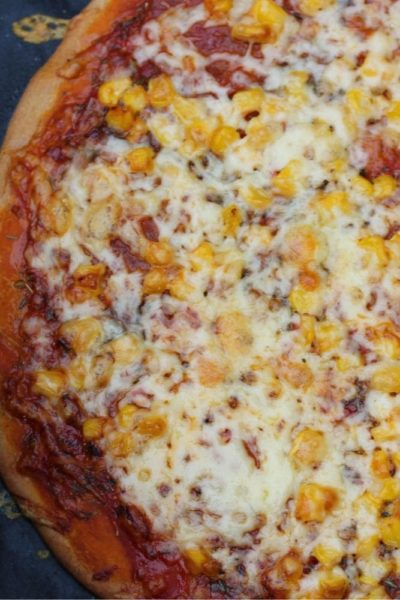 The best gluten free pizza crust recipe