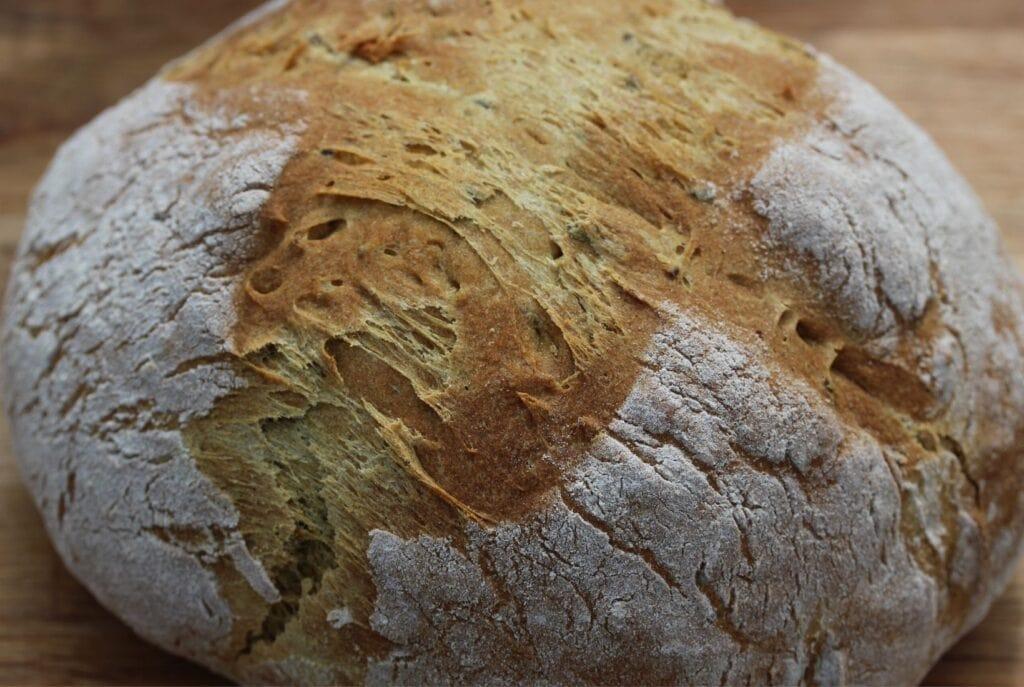 Simple gluten free soda bread recipe using the Free From Fairy's wholegrain gluten free bread mix #glutenfreebread #yeastfreebread #simplebread #simpleglutenfreebread #freefromfairy