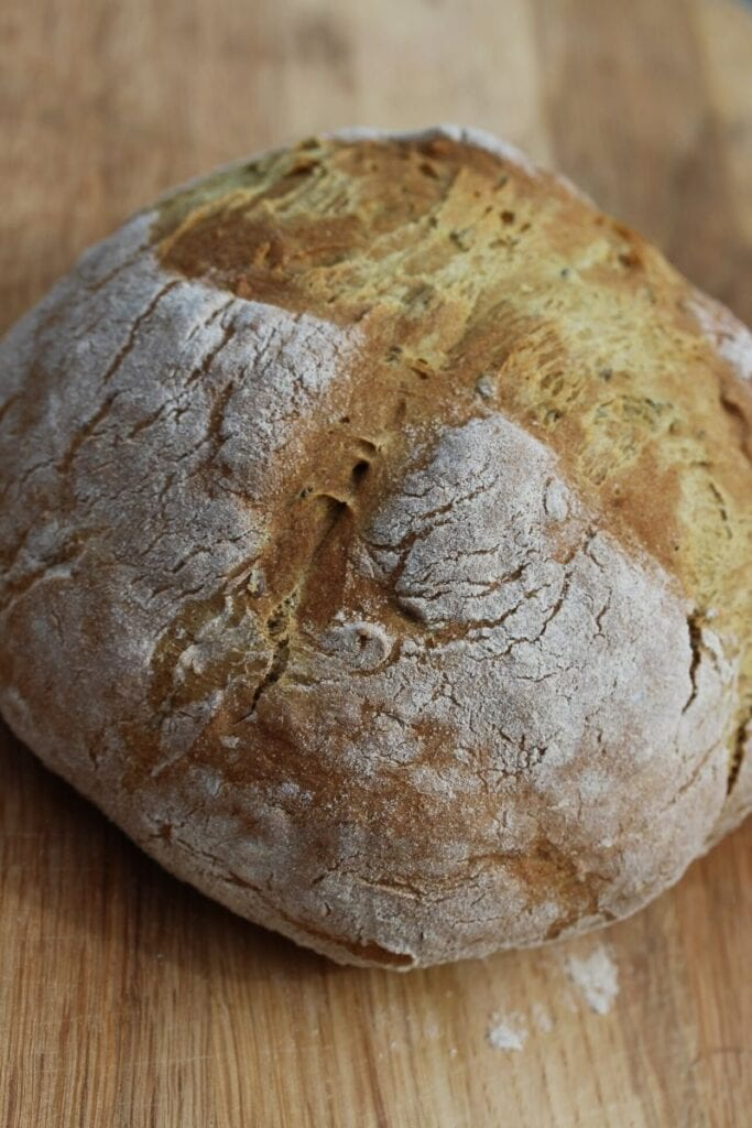 Easy gluten free bread recipe with no yeast #freefromfairy #easyglutenfreebreadrecipe #glutenfreesodabread #yeastfreebread