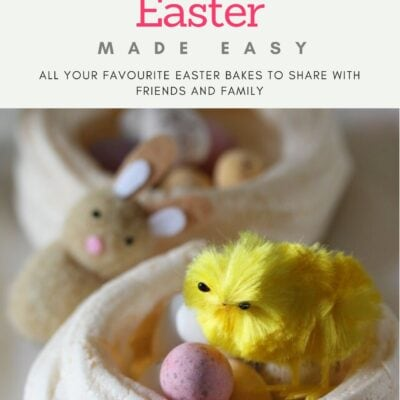 Gluten free Easter recipes; a downloadable recipe book by Vicki Montague, the Free From Fairy