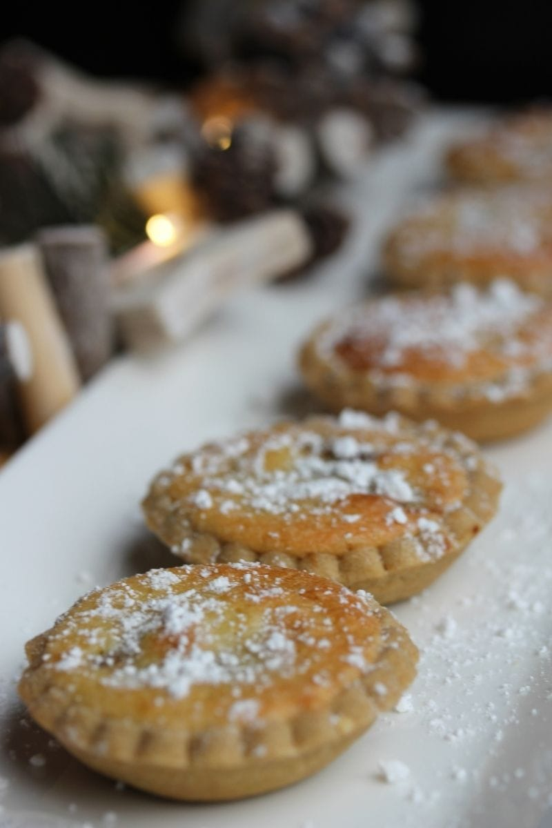 The perfect gluten free mince pie